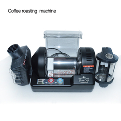 220V Full-Automatic 300g 3D hot air coffee roasting machine coffee roaster/coffee beans baking machine coffee maker 1PC