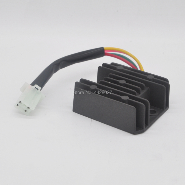 us $2 7 voltage regulator rectifier 4 wire fit for honda gy6 50cc 125cc 150cc motorcycle atv in motorbike ingition from automobiles \u0026 motorcycles on Honda Rebel Wiring Diagram