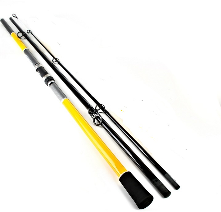 Thick heavy lure rod for deep water big fish in the ocean or river flavoring for deflector fresh way auto button deep ocean deep ocean ab02