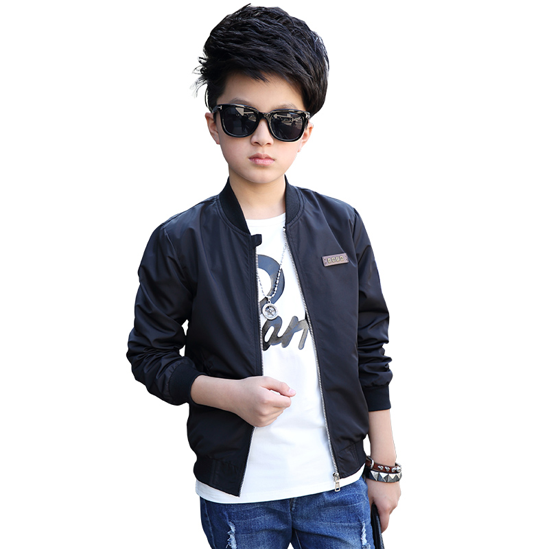 Popular Bomber Jacket Kids-Buy Cheap Bomber Jacket Kids lots from ...