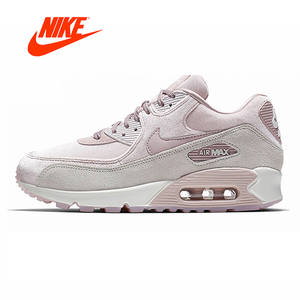 cheaper a2b3f 89f05 NIKE Women s Running Shoes Authentic Sport Outdoor Sneakers AIR MAX 90 LX