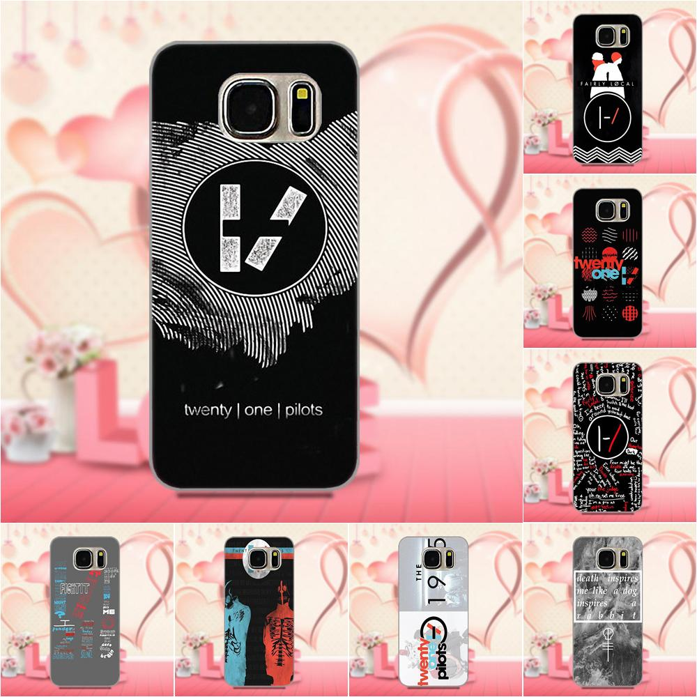 Oedmeb Cases For Samsung Galaxy A3 A5 A7 J1 J3 J5 J7 S5 S6 S7 S8 S9 edge Plus 2016 2017 21 Pilots But Its Fun Twenty One Pilots