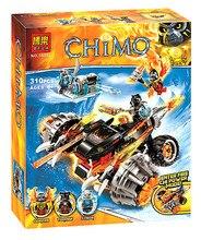 Bela 10352 Chimo Blackfire Chariot Tank Minifigures Building Block Minifigure Toys Best Toys