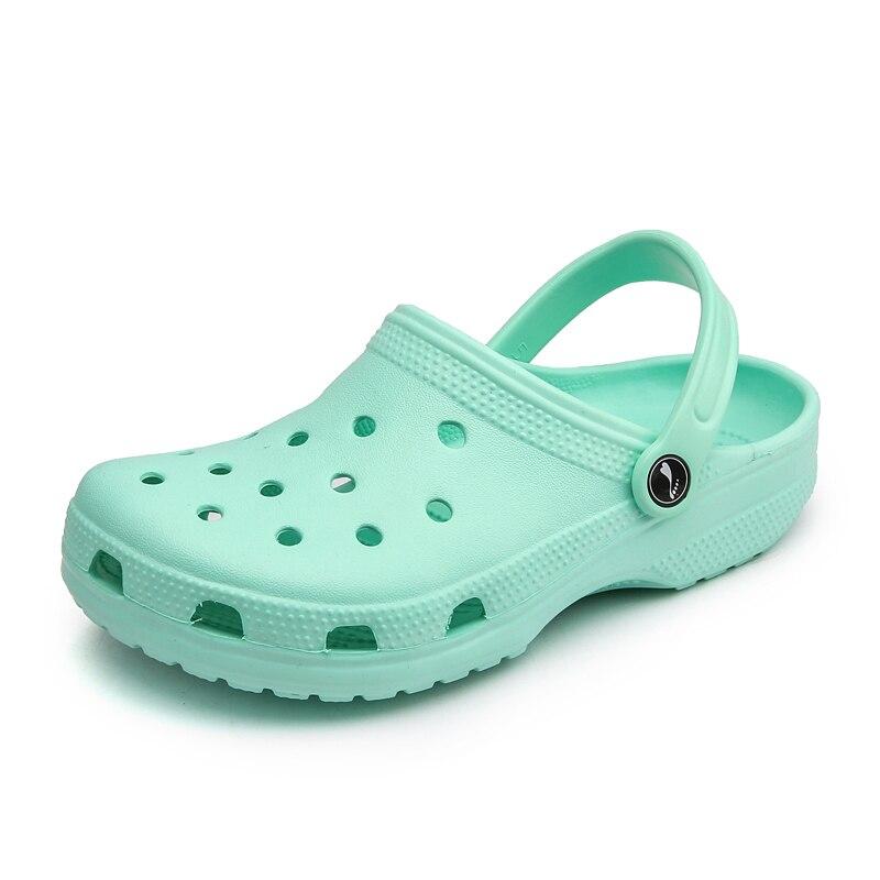 47ac3335c003 Women Sandals Summer Slippers Croc Shoes Fashion Beach Sandals ...