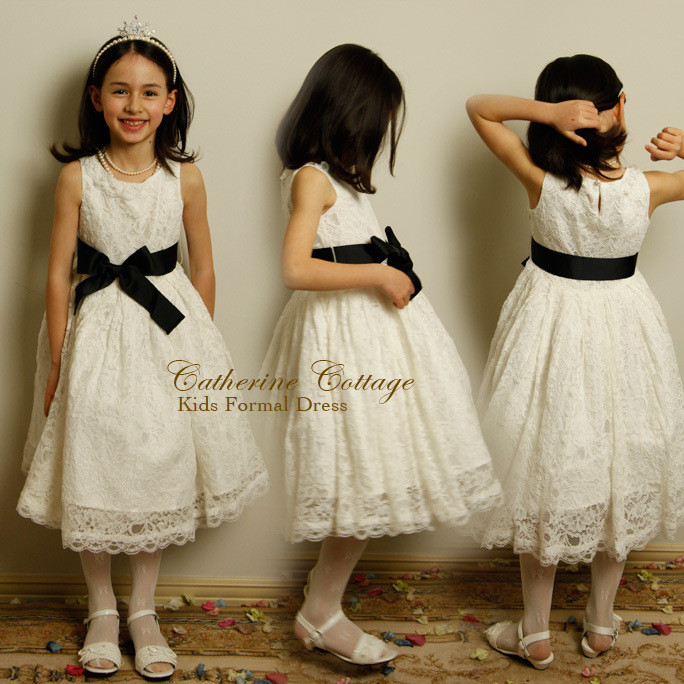 3fc321749d 2015 First communion dresses for girls white sleeveless kids evening gowns  beautifu lace kids frock designs GD0065