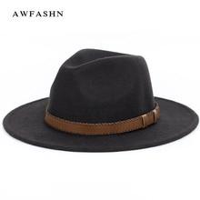 dadb1ea04f46d Compra wool boater hat y disfruta del envío gratuito en AliExpress.com