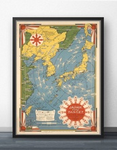 Buy target wall art and get free shipping on aliexpress blingird world map target japan tar canvas prints no frame gumiabroncs Images