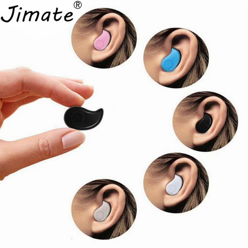 Mini S530 Earphones Stereo Music Bluetooth 4.0 Wireless Headset Sport Earphone With Mic for iPhone Samsung Xiaomi Mobile Phone skhifio bluetooth earphone wireless headphone with mic stereo in ear sport headset earbuds music earphones for phone iphone