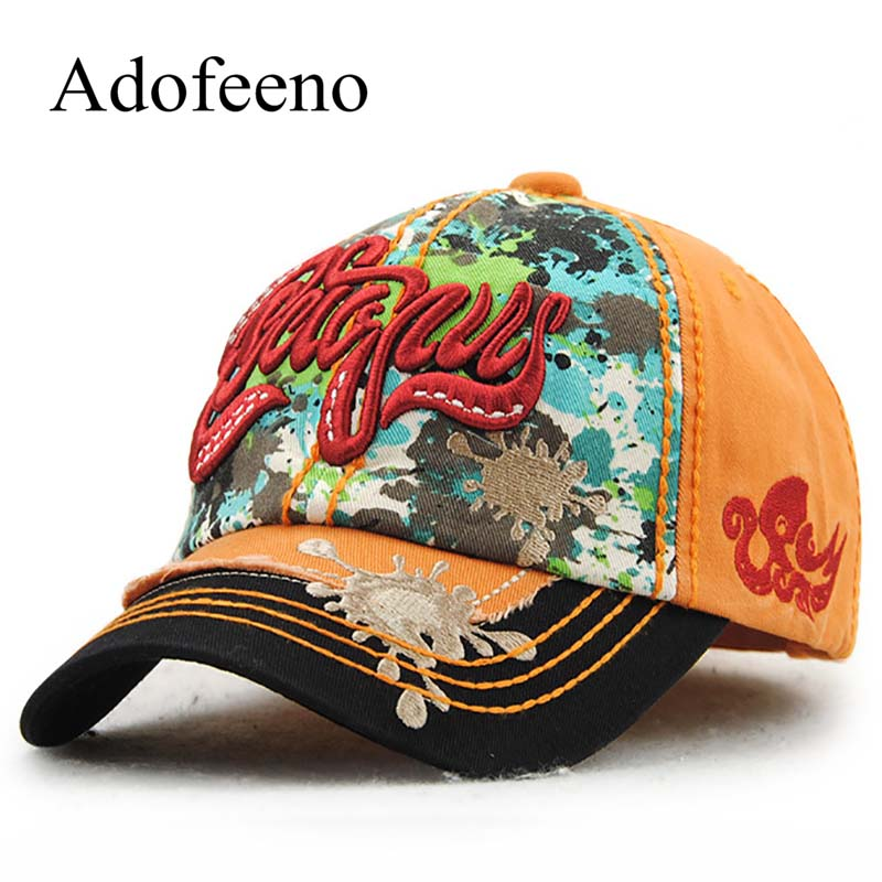 Prix pour Adofeeno Nouveaux Enfants Casquette de baseball Garçon Fille Snapback Caps Lettre Brodé Loisirs Chapeaux Hip Hop Cap
