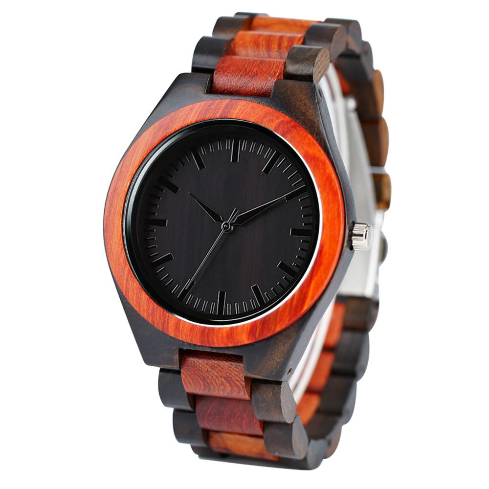 79d9a0c3c40 Full Wooden Watches Man Creative wristwatch (2)