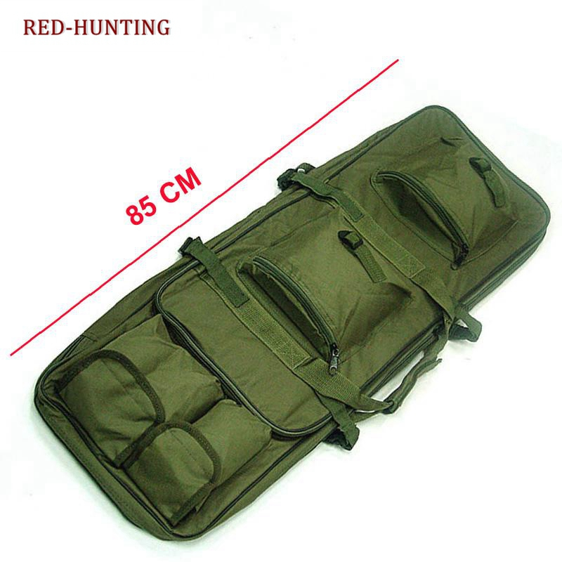 Alert Outdoor Military Hunting Bag Nylon 85-120cm Tactical Shooting Bag Square Carry Gun Bag Gun Accessory Protection Case Backpack