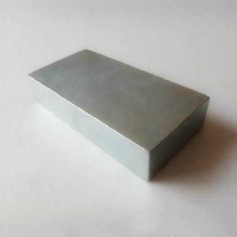 Magneet 100x50x20mm krachtige ambachtelijke neodymium zeldzame aarde permanente sterke N35 N35 - 3