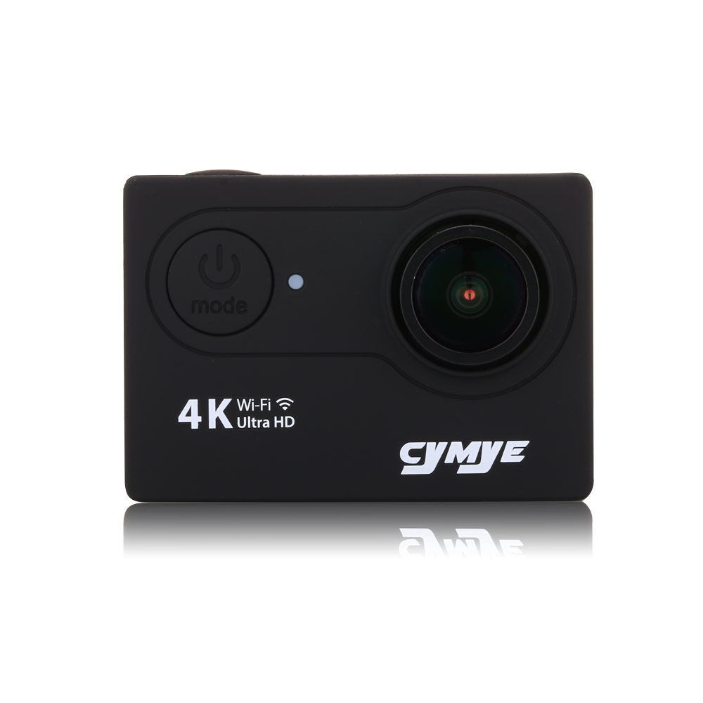 Image 2 - Clear Stock !!! Cymye action camera X9 / X9R Ultra HD 4K WiFi 1080P 60fps 2.0 LCD 170D Sports Camera-in Sports & Action Video Camera from Consumer Electronics
