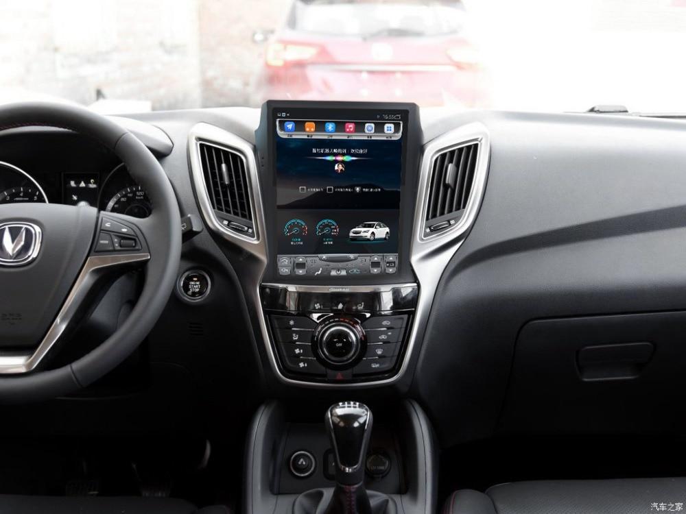 32G ROM écran Vertical android voiture gps lecteur multimédia vidéo radio dans le tableau de bord pour Changan CS75 voiture navigaton stéréo - 2