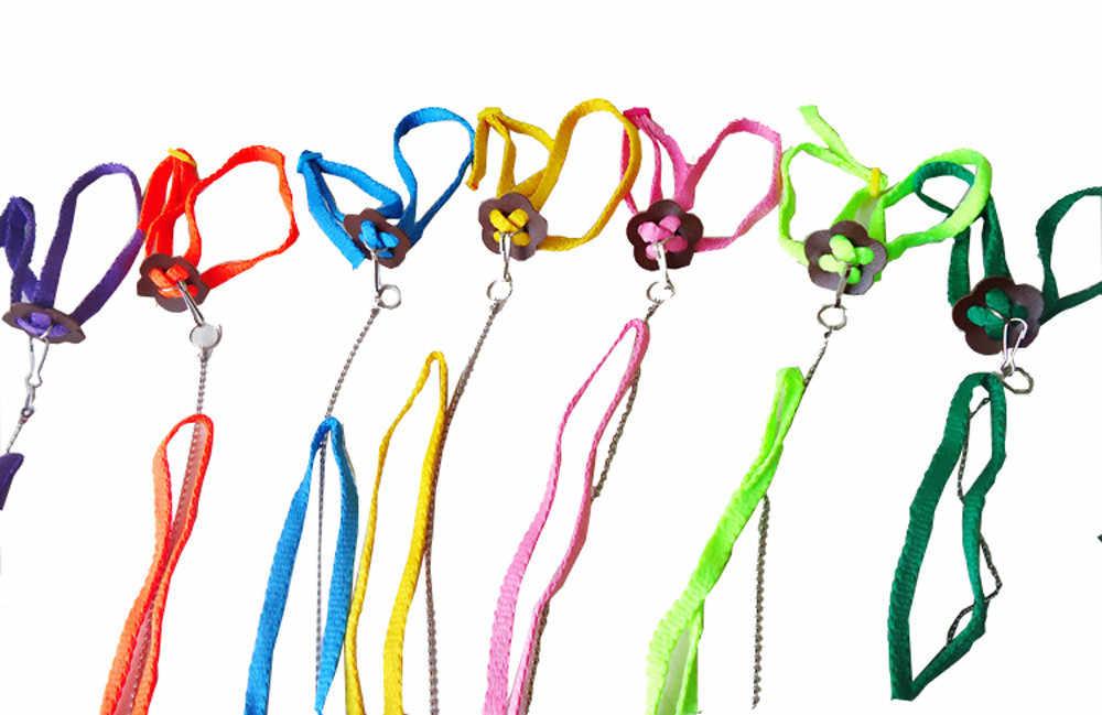 Regulowany gad jaszczurka szelki smycze korygujący wywóz śmieci kabel liny obroże dla psów i pasy bezpieczeństwa produkty dla zwierząt domowych Drop Ship #13