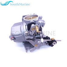Подвесной лодочный мотор 684-14301 6E8-14301-05 6E7-14301 карбюратор в сборе для Yamaha 2 инсульта 9.9hp 15hp лодочные моторы