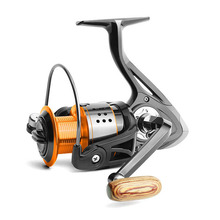 Spinning Fishing Reel 13+1BB Alloy Coil Spinning Reel Boat Rock Fishing Wheel
