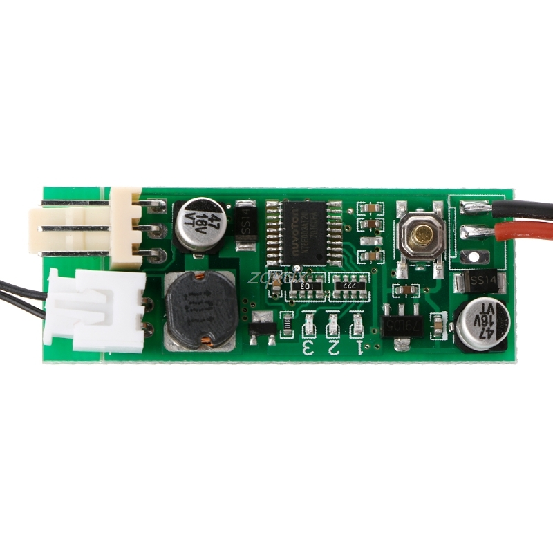 DC 12V Temperature Speed Controler Denoised Speed Controller for PC Fan/Alarm JUL09 Drop ship dc 12v 5a pwm pc fan temperature manumotive speed controller module cpu high temp alarm with buzz probe for arduino heat sink