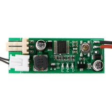 DC 12V Temperature Speed Controler Denoised Speed Controller for PC Fan/Alarm JUL09 Drop ship