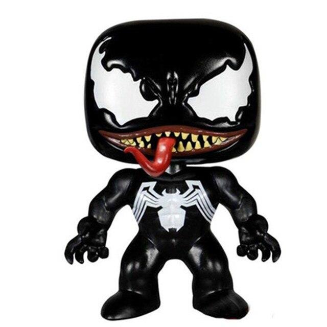 Brinquedos maravilha ARTFX o Incrível Veneno Venom Spider Man Figura PVC Escala Figuras de Ação de Super-heróis brinquedos Colecionáveis para childr