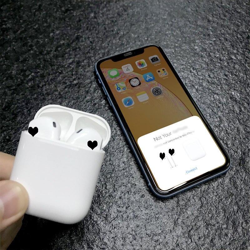 Écouteurs Bluetooth W1 puce 1:1 taille AP deuxième Gen i80 TWS écouteurs sans fil casque Pop up écouteurs vs i9s i10 i20 i30 i60