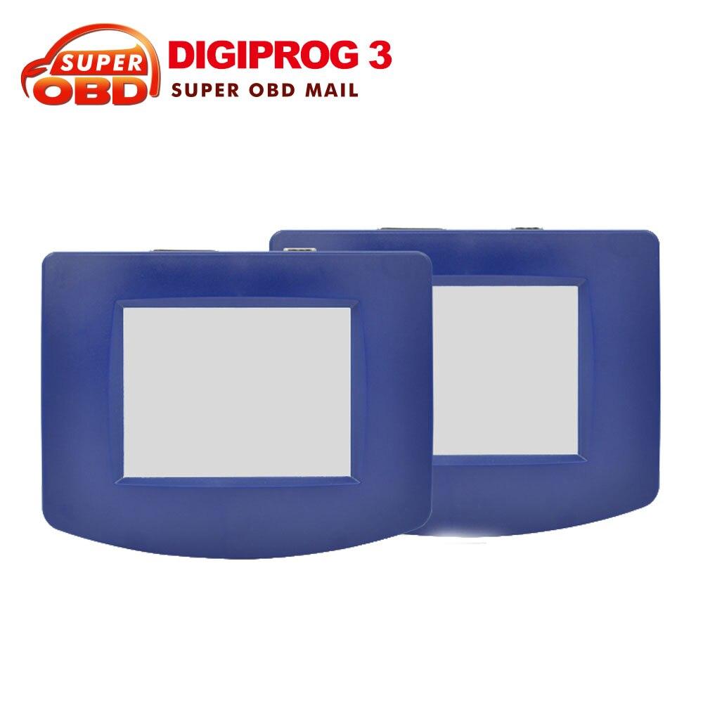 Prix pour Haute qualité DIGIPROG III Digiprog 3 obd version V4.94 + OBD2 ST01 ST04 Câble Digiprog3 OBD II avec le Logiciel Complet multi-langue