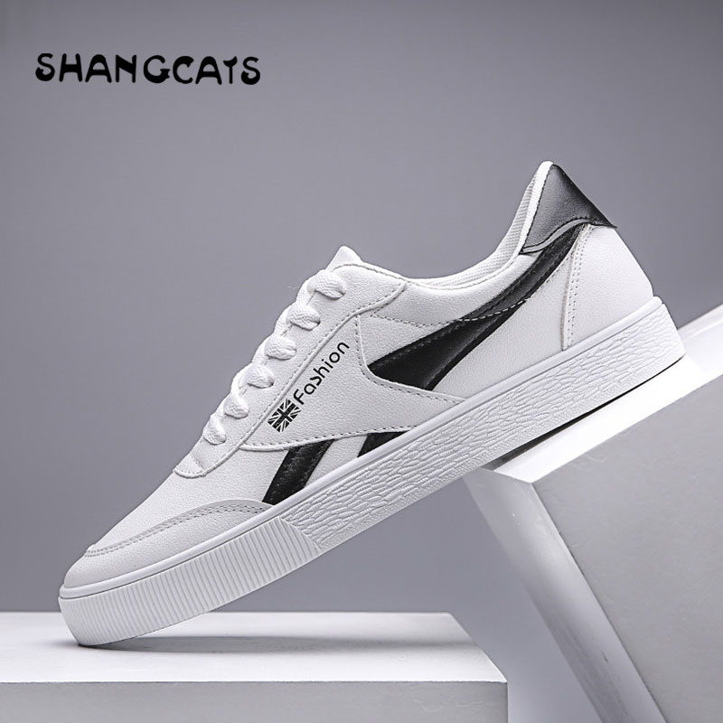 High Quality Winter Casual Canvas Shose For Men