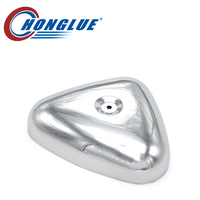 Motorcycle Accessories For HONDA Steed 400/600 VLX motorcycle Chrome Airfilter box cover Engine cover