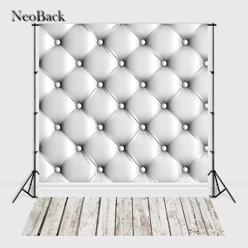 NeoBack 3x5ft Vinyl Wood Floor Photography Backdrops Studio Portrait Photo Props Photographic Background cloth 90x150cm P0968 allenjoy photography backdrops floor mosaic school blackboard kids vinyl photocall photographic studio computer printing lovely
