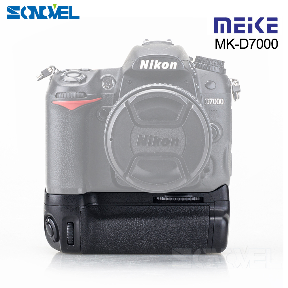 MeiKe MK D7000 MK-D7000 Battery Grip, MB-D11 Battery Grip for Nikon D7000MeiKe MK D7000 MK-D7000 Battery Grip, MB-D11 Battery Grip for Nikon D7000