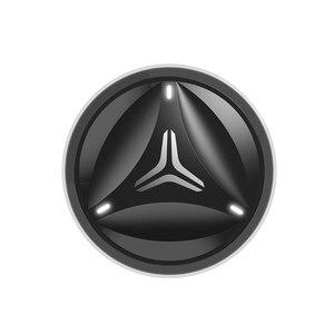 Image 3 - Coollang Sensor inteligente para raqueta de tenis, Analizador de movimientos con Bluetooth 4,0, Compatible con teléfono inteligente Android IOS