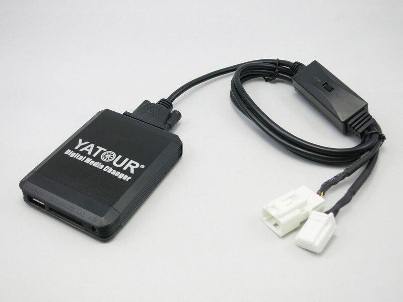 Yatour YTM06 Rəqəmsal Musiqi dəyişdirən avtomobil SCION / LEXUS - Avtomobil elektronikası - Fotoqrafiya 4