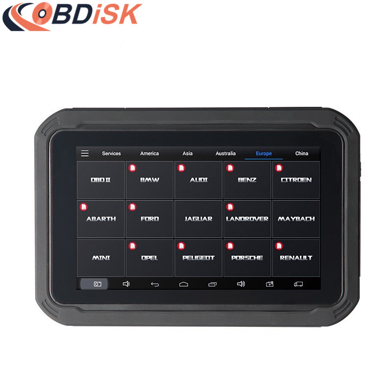 Original XTOOL EZ300 Diagnostic Tool with 5 Systems Engine ABS SRS Transmission font b TPMS b