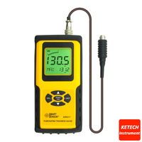 Film Coating Thickness Gauge Paint Tester Magnetic Read AR931