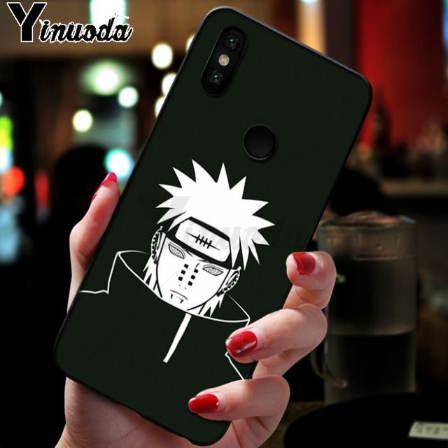 Naruto Pain soft Cover Case for xiaomi Redmi Models
