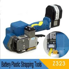 Z323 portable Electric automatic PET/PP belt Strapping machine Strapping Tools for 16-19MM PET&PP strap