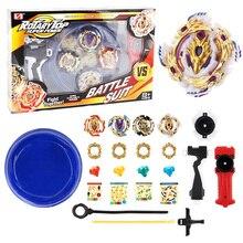 Последняя модель бейблейд взрыв игрушка с пусковой дети мальчики подарок волчок Бейблэйд Бёрст Metal Fusion блейд блейд игрушки
