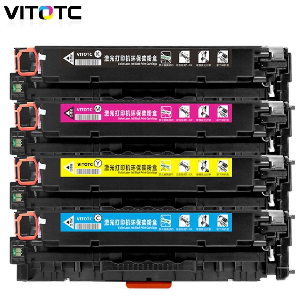 305A 410A CE410A CE411A CE412A CE413A Cartouche De Toner Compatible Pour HP Laserjet Enterprise Couleur M351 M375nw M451nw M451 M475