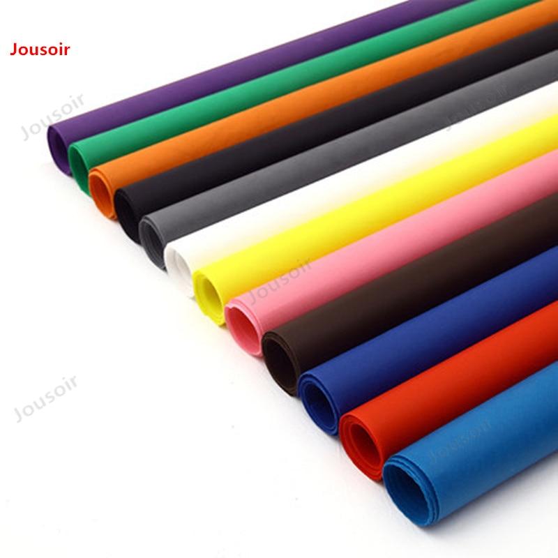 2*3 м фон из нетканого материала ткань для фотосъемки чистый цвет фотопортрет Фотографическая ткань CD50 T03