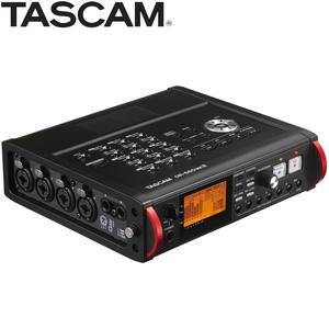 TASCAM Multi-Channel-Recorder Portable with 6-Input for Film DR680MKII 8-Track Linear-Pcm