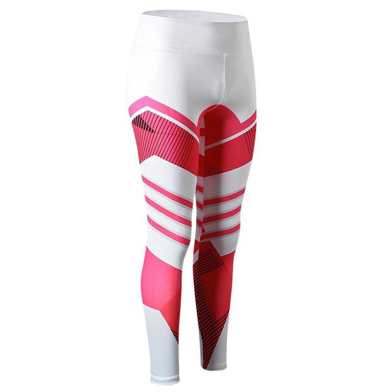 Fanceey новые эластичные бег брюки сжатия узкие спортивный костюм Фитнес узкие брюки тренажерный зал Для женщин штаны для йоги Леггинсы
