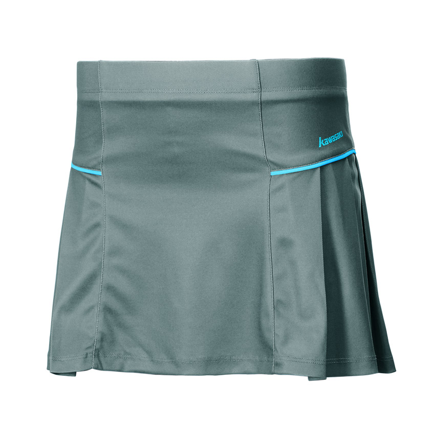 834b1be338 100% Poliéster Saia Netball para Meninas Malha Skorts Badminton ...