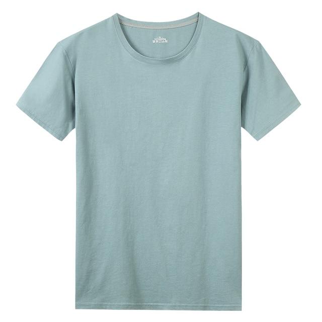 Καλοκαιρινά μπλουζάκια βαμβακερά σε πολλά χρώματα ανδρικά γυναικεία