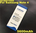 5600mAh EB-BN910BBE For Samsung Galaxy Note 4 Battery N910H N910A N910C N910U N910F N910X EB-BN910BBE N910T note4