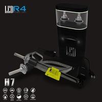 Runstreet TM R4 9600lm Car LED Headlight Kit H1 H3 H4 H7 H9 H11 9004 HB1