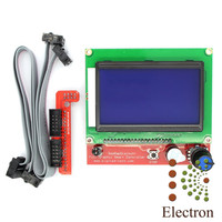 Anycubic LCD 12864 Graphic Smart Display Controller Module For RAMPS 1 4 RepRap 3D Printer Mendel