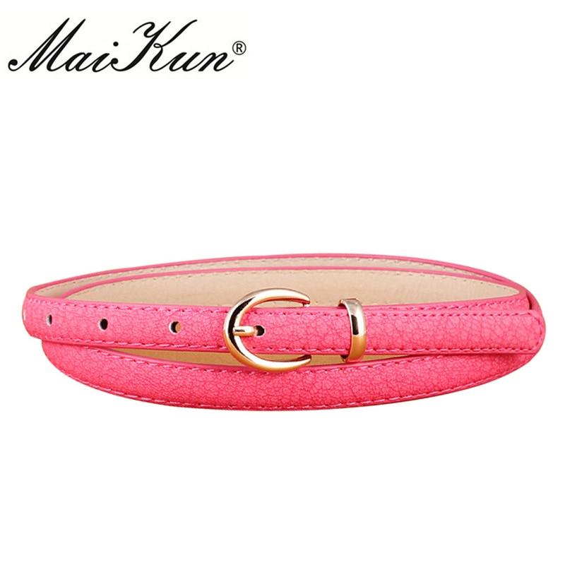 Maikun Bel белбеуі «Жылан терісі» PU былғары әйел белбеуі дизайнері Brand Luxury Women Belt