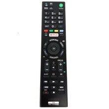 Heißer verkauf Für Sony 4K HDR mit Android TV Remote RMT TX100D RMT TX102D NETFLIX LED TV für KD 43X8301C KD 55XD8599 Fernbedienung