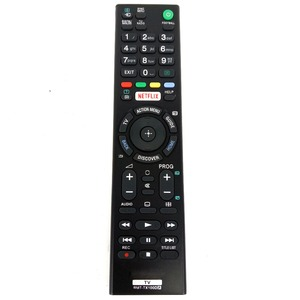Image 1 - Hot sale For Sony 4K HDR with Android TV Remote RMT TX100D RMT TX102D NETFLIX LED TV for KD 43X8301C KD 55XD8599 Fernbedienung
