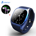 Smartwatch Anti-lost Smart Watch For Android ISO Sync Blackberry Phone Anti-theft Alarm Bluetooth4.0 Wrist Watch